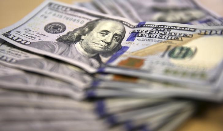 Dollar licks wounds after drop to seven-week trough amid lower U.S. yields By Reuters