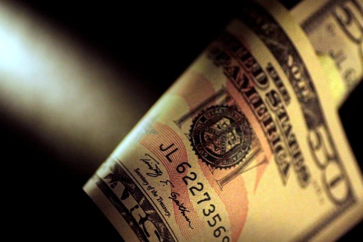 Dollar Down, Investors Digest ECB's Warning Against Early Tapering Expectations