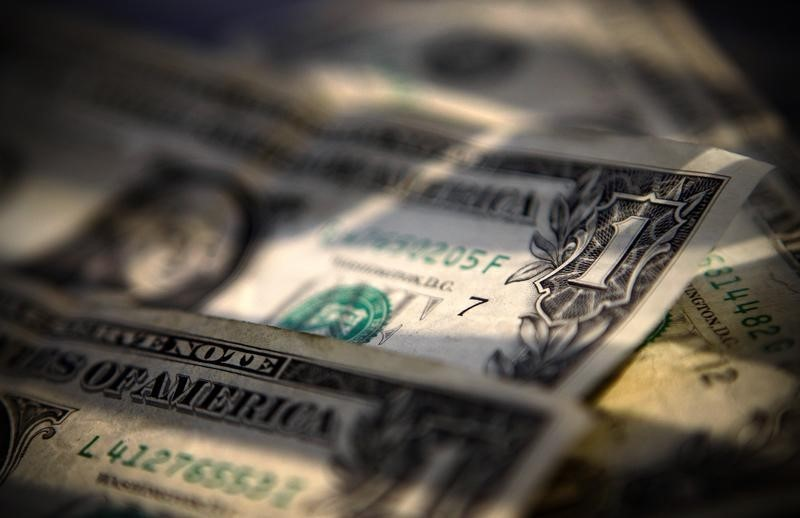Dollar Edges Higher; Tone Negative as Fed Remains Cautious