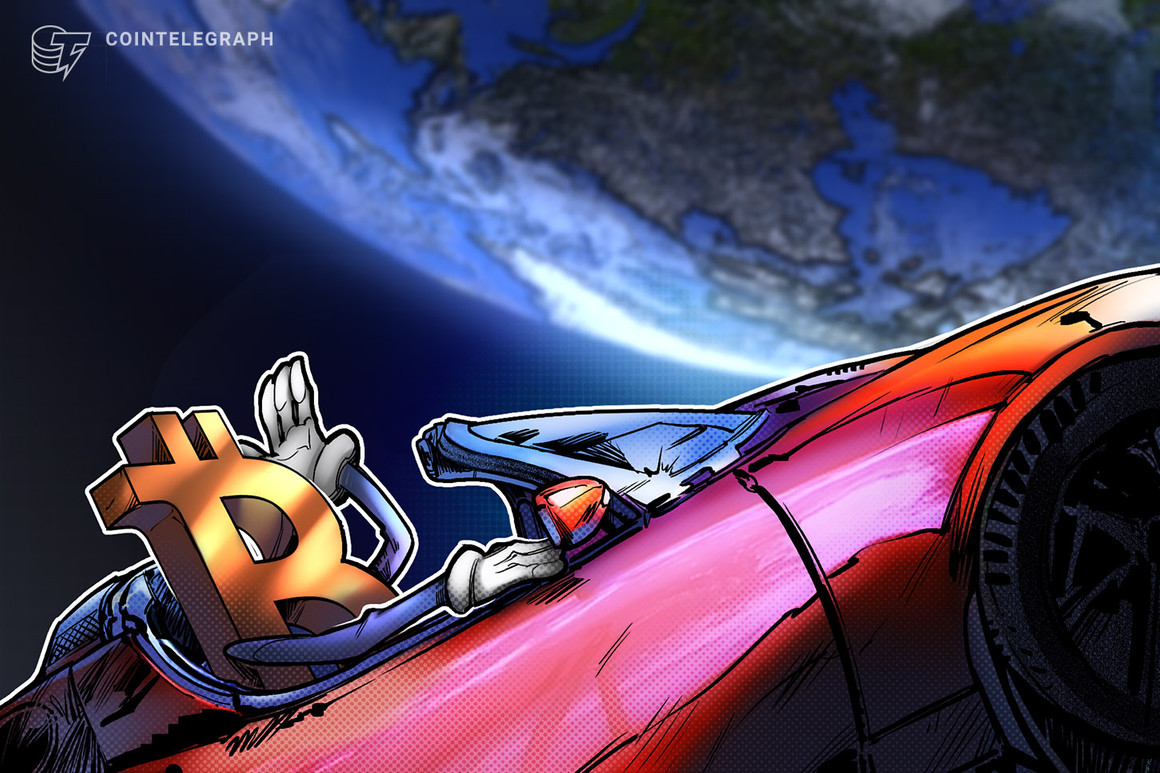 Number of Bitcoin wallets holding 100–1K BTC soars after Tesla's $1.5B buy-in
