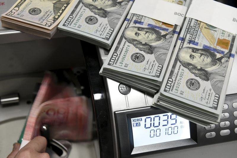 Dollar Slips, but Bearish Bets Running Out of Steam