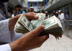 Dollar Up, China's Services Sector Grows at Slower Pace in May