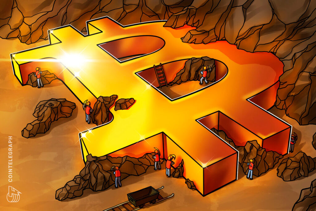 Bitcoin hash rate rebounds as major miners are coming back online