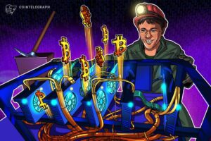 Bitcoin mining difficulty surges 31% since July